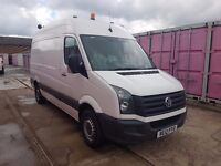 VOLKSWAGEN CRAFTER CR35 TDI 136 MWB 2012REG FOR SALE