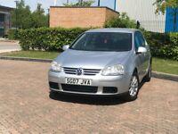 2007 Volkswagen Golf 1.9TDI Match 5 Door Hatchback ** 12 Months Mot ** 1.9 TDI