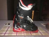 Salomon X Max 100 Red/Black 17 Size 28.5