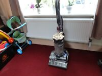 gold and silver dyson hoover working order