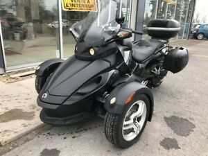 2008 Can-Am Spyder RS *1PROPRIO*GPS*VALISE*