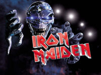 Steve Harris required to complete Iron Maiden tribute