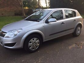 Very Low Mileage & Excellent Condition Automatic Vauxhall Astra