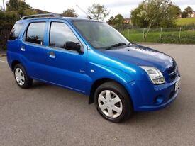 Suzuki Ignis 1.3 VVT GL 5dr £1,495
