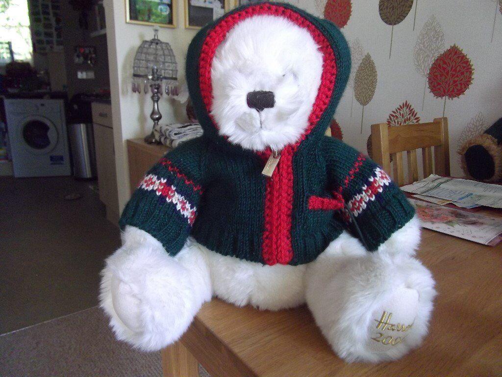 HARRODS 2006 TEDDY BEAR