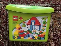 Lego Duplo Deluxe Brick Box5507