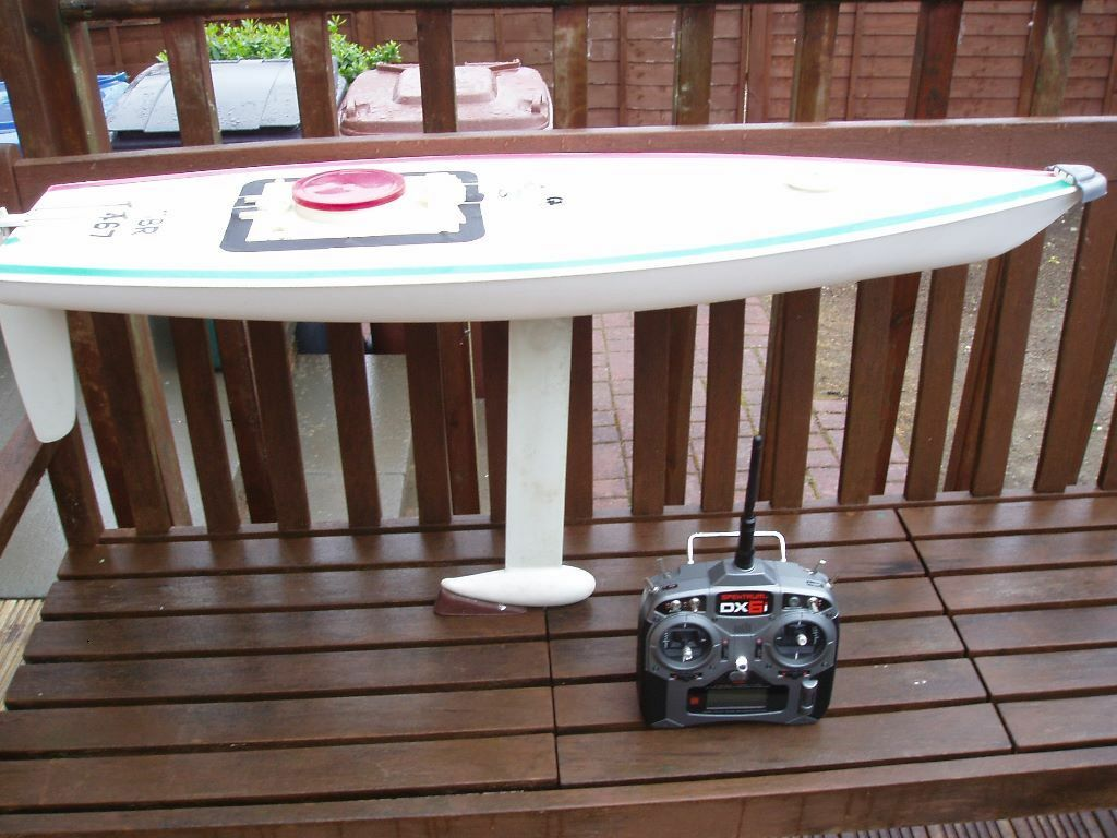 Rc Laser Model Yacht In Gourock Inverclyde Gumtree