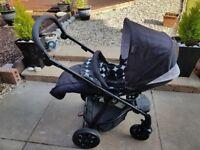 Mamas and papas Sola light wt pushchair