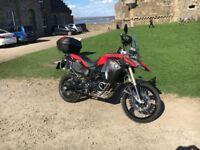 BMW F800GS Adventure 800cc