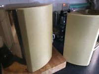 Bang and Olufsen Active Stereo Loudspeakers