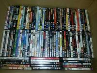 Joblot 1541 dvds bluerays boxsets