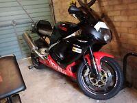 APRILIA RSV Mille 1000 cc Super Sports