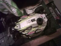 rc nitro hyper 7 1/8 buggy swap for a pc email me only thanks