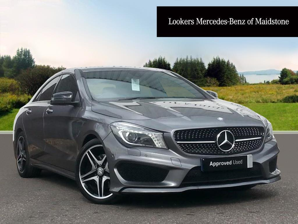 mercedes benz cla cla 220 d amg line grey 2015 10 09. Black Bedroom Furniture Sets. Home Design Ideas