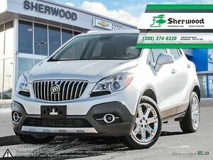 2016 Buick Encore CXL AWD Only 17, 000KMS!!