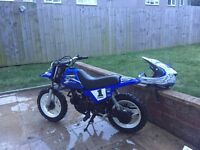 YAMAHA PW 50 COPY not kxf crf yzf rmz