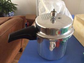 Pressure cooker (Prestige brand)