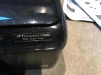 HP photosmart print scan copy printer