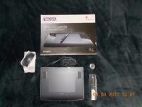 Wacom intuos3 A5 graphics tablet