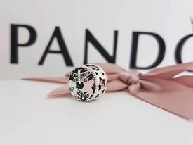 GENUINE Pandora Springtime Charm with Box