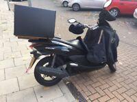 Honda Pcx 125cc not vespa ps vision ps