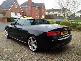 2011 Audi A5 S Line Convertible Stunning Example May px