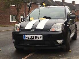 Ford Fiesta Mk6 1.25 2003