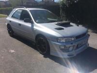 Subaru Impreza uk 2000 wrx 2.0turbo simtek Ecu 270bhp