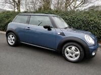 2010 Mini One 1.6 – Super 1 Owner Example, Full Year MOT, Serviced, 6 Months Warranty