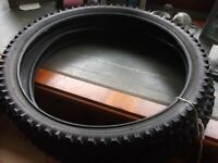 part worn tyres bmx or mtb nutrak 20x1.95