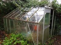 *FREE* Large Greenhouse if you are able to break down and take away