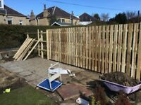 Landscape/Garden, fencing, slabbing ,property services, falkirk, edinburgh, glasgow, lowest prices