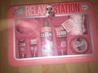 Soap & Glory Relaxation Station