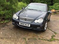 MERCEDES C class breaking for parts