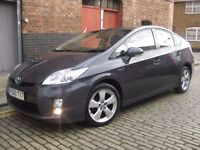 TOYOTA PRIUS HYBRID ELECTRIC AUTO 60 REG NEW SHAPE UK CAR * PCO UBER READY 4 WORK * 5 DOOR HATCHBACK