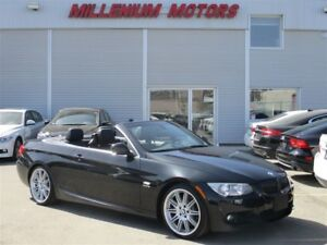 2011 BMW 335i is M-SPORT / CABRIOLET/ 6-SPEED/ NAVIGATION