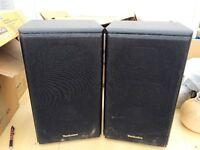 Technics SB – CS5 2 Way Speaker System.