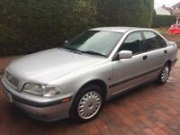 Volvo s40 ,1.6 4 door much loved family car,