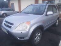 Honda, CR-V, Estate, 2003, Other, 1998 (cc), 5 doors