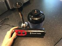 Hand blender and chopper
