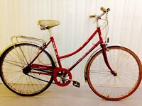 Ascot vintage city bike three speed hub gears excellent used Condition