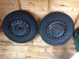 185/60x15 Michelin Tyres
