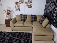 **SPECIAL OFFER** BRAND NT LUXURY CHARLES MIDNIGHT (3+2) SOFA SET OR CORNER SOFA