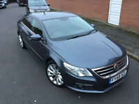 Volkswagen passat cc TDI in perfect condition 4950£