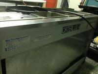 Cater lux industrial food warmer restaurants takeaways