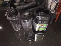 Nutri Ninja BL480 Auto IQ blender with 2x cups