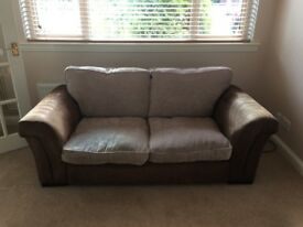 three seater sofa, good condition, from a smoke free and pet free home