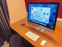 "Apple iMac 27"" i7 Desktop 3.5ghz/16GB/3TB/NVIDIA GeForce GTX 780M 4096 MB/Boxed"