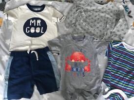 C Mr Cool bundle 12-18 months