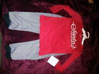 Girl's 2T Outfit- Brand new with original tags